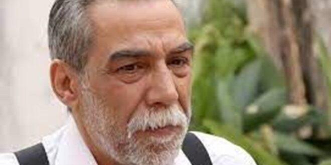 الموت يخطف والدة الممثل السوري أيمن رضا