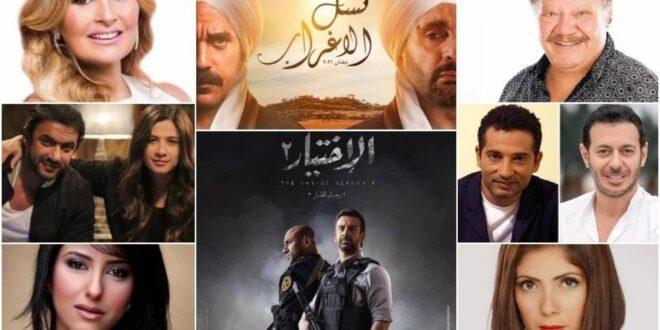 مفاجأة في دراما رمضان.. خروج هؤلاء النجوم