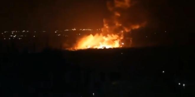 مواقع الانفجارات في اللاذقية وطرطوس