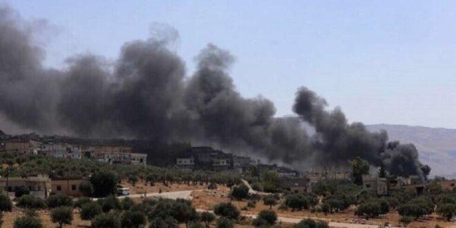 حميميم: مقتل 10 مسلحين بهجوم على قوات الجيش السوري في إدلب