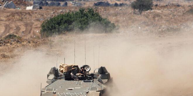الجيش الإسرائيلي يبدأ مناورات هي الأكبر في تاريخه تحاكي حربا شاملة