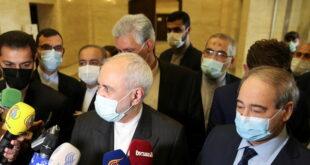 ظريف يعلن افتتاح قنصلية في حلب