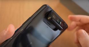 شاهد..هاتف ZenFone ذي الكاميرا الدوّارة لعشاق السيلفي!!