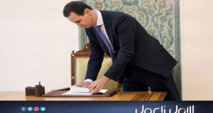 الأمل بالعمل .. الرئيس الأسد يطلق حملته الانتخابية