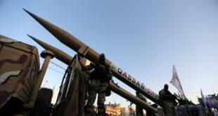كتائب القسام تعلن البدء برد صاروخي كبير على إسرائيل