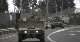 الجيش الإسرائيلي: 6 قذائف أطلقت أمس من لبنان وانفجرت