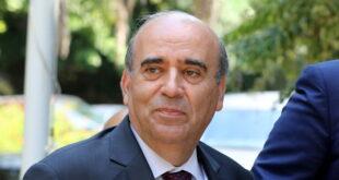 اعفاء وزير الخارجية اللبناني من منصبه بعد ساعات