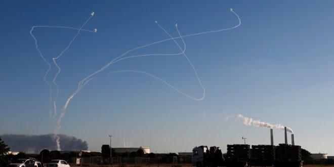 فصائل فلسطينية تعلن قصف تل أبيب برشقة صاروخية ثقيلة