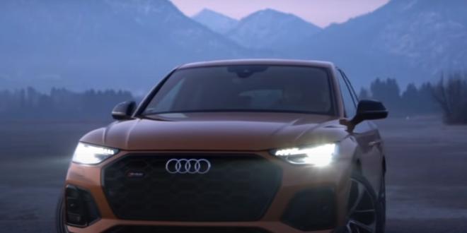 شاهد سيارة أودي Q5 الشهيرة تظهر بشكل أجمل وأكثر قوة!