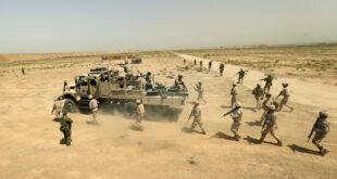 القوات العراقية تتعهد بإغلاق جميع الثغرات عند حدود سوريا
