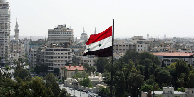 وفد تجاري أردني يصل دمشق