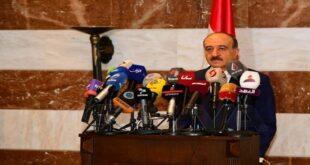 وزير الداخلية: نحو 18 مليون سوري يحق لهم التصويت