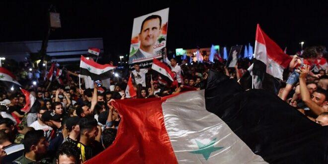 سيناتور روسي يعلق على فوز الرئيس الأسد