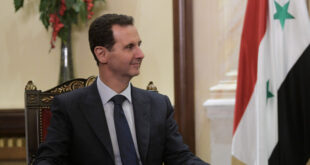 الرئيس الأسد يتلقى برقيات تهنئة من رؤساء دول عربية وأجنبية