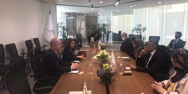 وزير السياحة السوري يختتم زيارته للسعودية