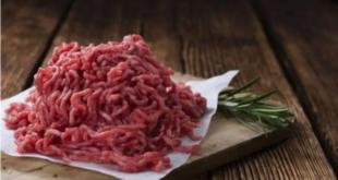 خطوات احتياطية تضمن سلامتنا لتناول اللحم المفروم