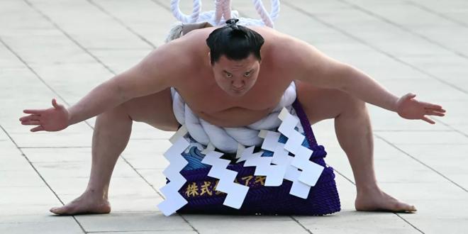 """نهاية مأساوية لمصارع """"سومو"""
