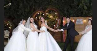 مصري يتزوج من 4 فتيات في ليلة واحدة