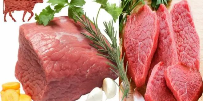 اللحم البقري أم الدجاج