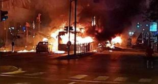 الشرطة الإسرائيلية تفقد سيطرتها على مدينة اللد.. الـ48 تشتعل!