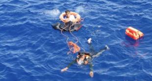 عشرات اللاجئين السوريين يصلون إلى قبرص