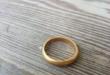 تجريب خاتم الخطوبة سوء الحظ