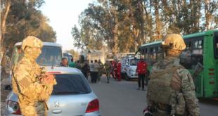 اتفاق مبدئي لترحيل مسلحين من القنيطرة الى الشمال السوري