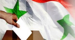 وفاة ناخب سوري أثناء ذهابه