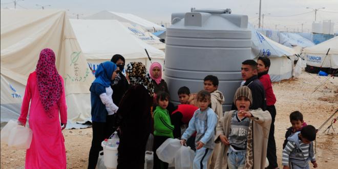 200 ألف سوري بالأردن مهددون بفقدان المساعدات الغذائية