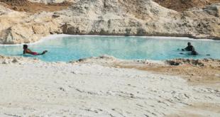 اكتشاف مدهش في صحراء مصر