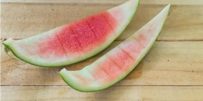 قشور البطيخ فوائد لا تخطر على البال