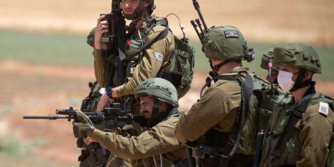 الجيش الاسرائيلي يطلق النار على لبنانيين حاولوا اجتياز الحدود