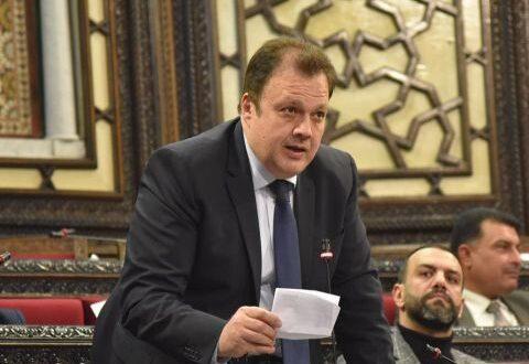 عضو مجلس الشعب غزوان المصري