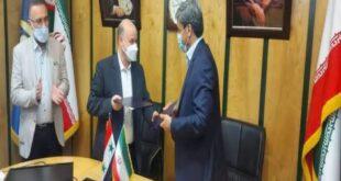 الوفد التجاري الصناعي السوري يختتم زيارته لإيران