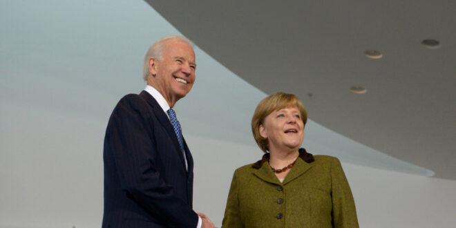 أول خلاف كبير بين ألمانيا وأمريكا في عهد بايدن