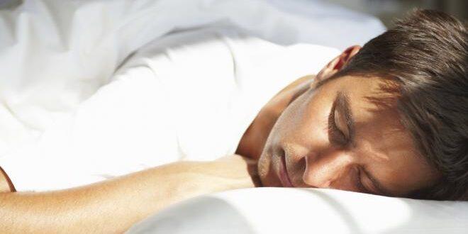 تعرّف على مرضك من طريقة نومك