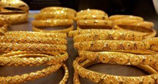 غرام الذهب يرتفع 4 آلاف ليرة