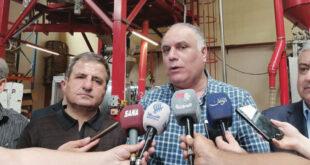 وزير التموين: بيع الخبز بالحصة الشهرية بداية الشهر المقبل