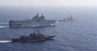 """نذر """"صدام عسكري"""" بين تركيا واليونان"""