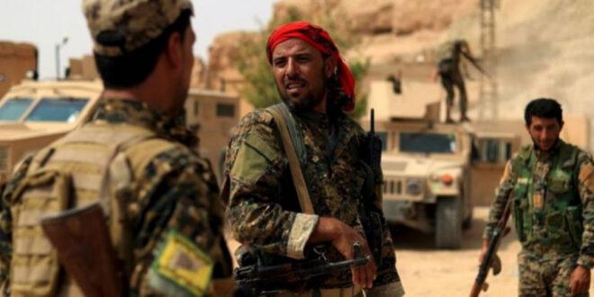 قسد تختطف قيادي بالحزب الحاكم في سوريا