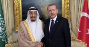 نيزافيسيمايا غازيتا: أردوغان يُطاطئ أمام السعودية