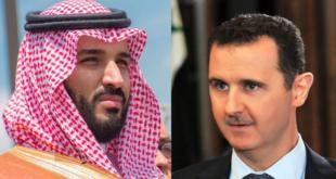 أمراء كبار يتحرّكون.. رواية جديدة لتواصل الرياض - دمشق
