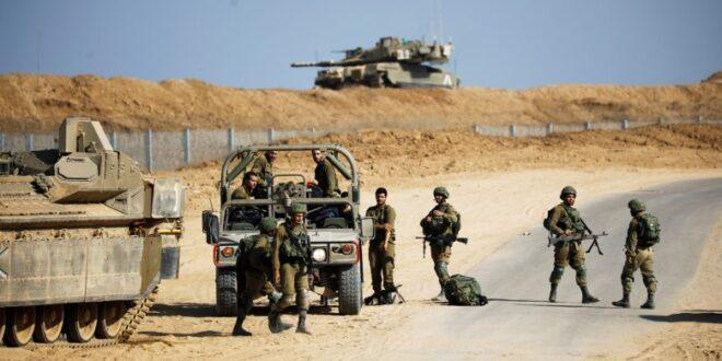 """إصابة جندي """"إسرائيلي"""" في اشتباك مع دورية أردنية"""