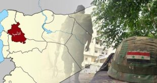غليان شعبي في ادلب