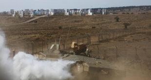 الجيش الإسرائيلي: دمرنا نقطة مراقبة للجيش السوري في الجولان