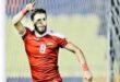 لاعبو منتخب سوريا