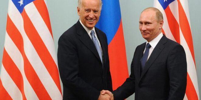 الوفد الروسي إلى قمة بوتين - بايدن يضم مبعوث الرئيس الروسي إلى سورية