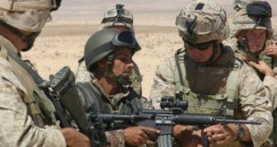 شاهد تدريبات مقاتلي الجيش السوري تحت إشراف روسي في حلب