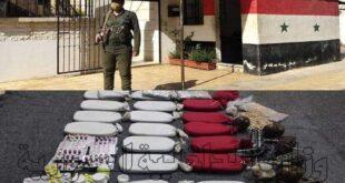 توقيف 21 شخصاً في حلب