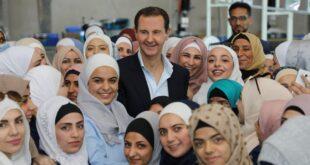 صورة متداولة للرئيس الأسد تجتاح مواقع التواصل.. ما قصتها؟